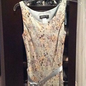 Multi colored maxi dress, Jones New York, size 6